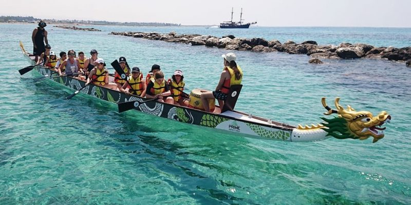 Dragon Boating is a sport for everyone and anyone! Come and join us and…