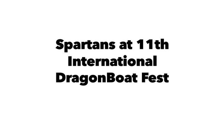 "Limassol Spartans – "" We do Dragon Boat. It's not the synchronization and rhythm…"